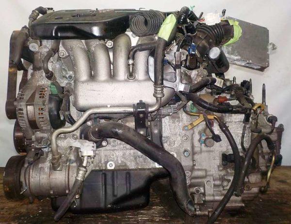 Двигатель Honda K24A - 5123266 AT MFHA FF Odyssey коса+комп 1
