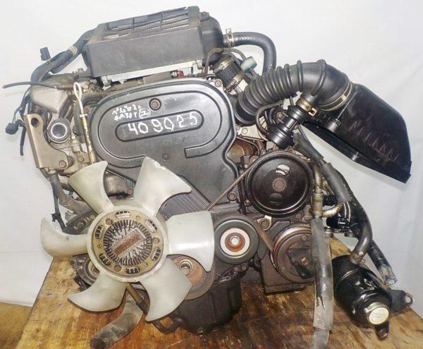 Двигатель Mitsubishi 4A30-TI - 409025 AT FR 4WD H56A коса+комп 1