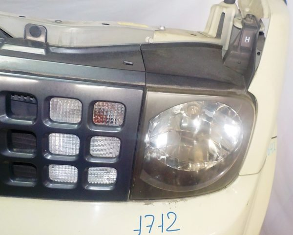 Ноускат Nissan Cube 11, (1 model) (E061842) 4