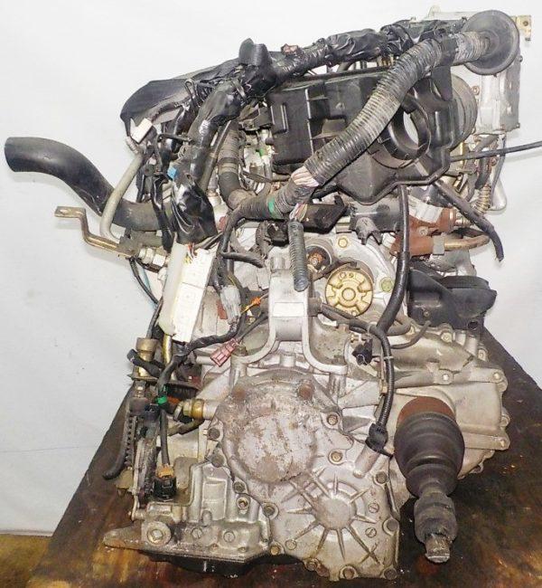 Двигатель Nissan VQ25-DD - 094669A AT RE4F04B FF A33 NEO без датчика скорости 6