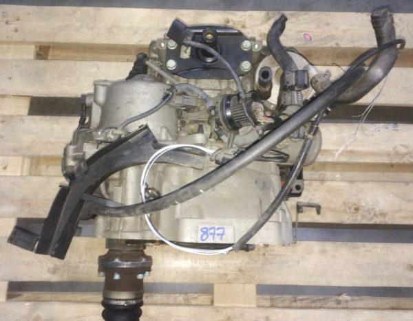 АКПП Volkswagen BBY AT FF (877) 2