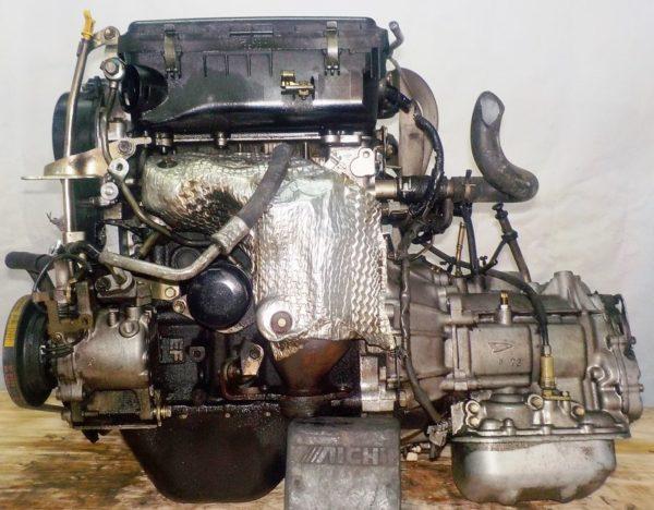 Двигатель Daihatsu EF-VE - 8224462 AT FF 1