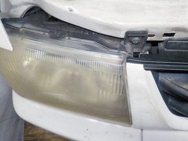 Ноускат Mitsubishi Pajero Mini, (1 model) (W08201873) 5