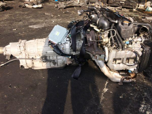 Двигатель Subaru EJ20 - С507170 AT TG5C7CBAAA FR 4WD BL5 EX20XDKBJE 151 000 km комп 4