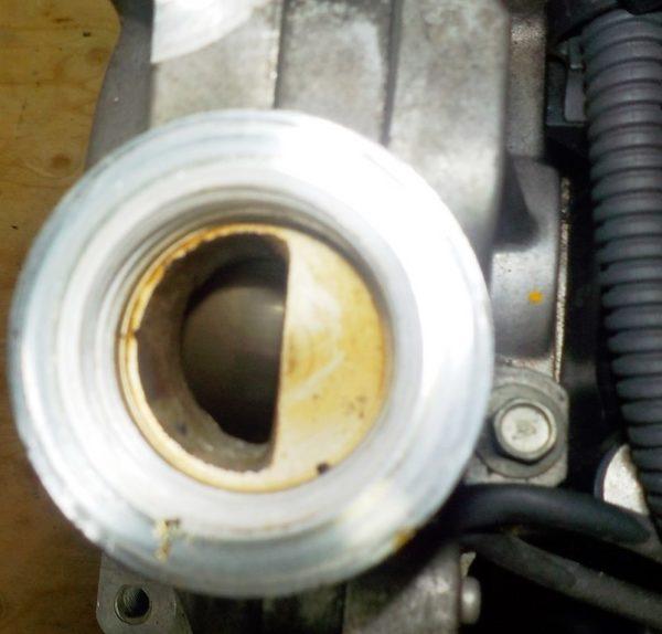Двигатель Nissan MR18-DE - 057929A CVT RE0F08A FF коса+комп 6