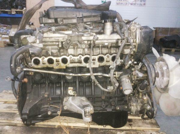 Двигатель Toyota 1G-FE - 6883012 AT FR GX100 BEAMS, без КПП 1