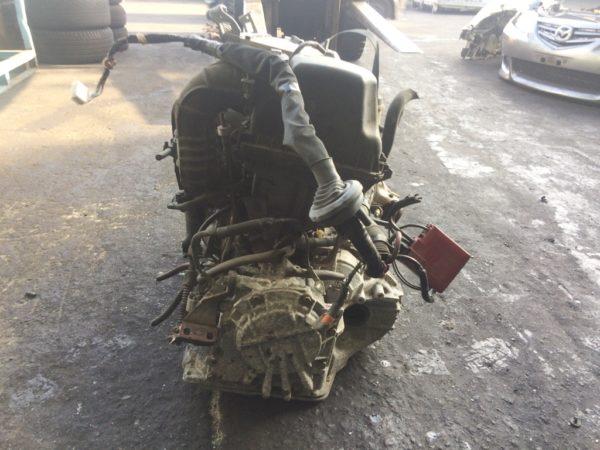 Двигатель Toyota 2NZ-FE - 2605312 AT U441E-01A FF NCP60 154 000 km коса+комп 5