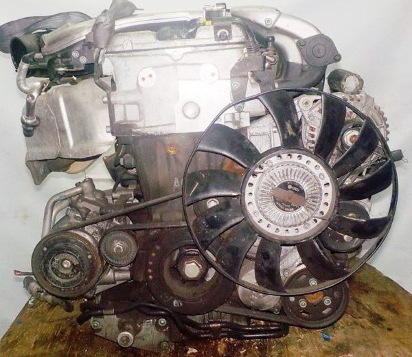 Двигатель Volkswagen AZX - 016738 AT FF 5