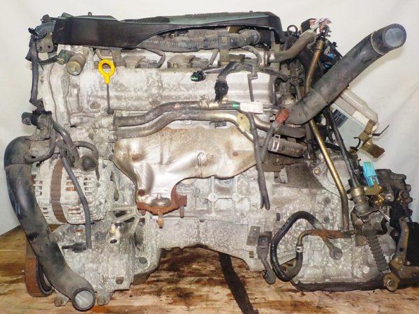 Двигатель Nissan VQ25-DD - 128620A AT RE4F04B FF A33 NEO без датчика скорости коса+комп 3