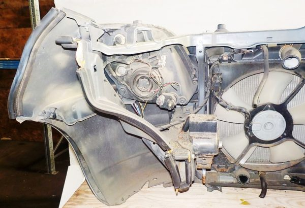 Ноускат Suzuki Swift 2000-2004 y. (E061826) 6