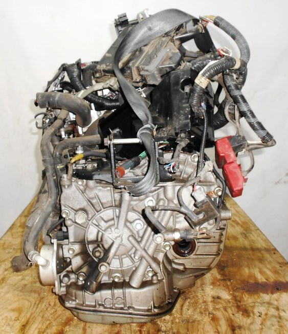 Двигатель Toyota 2SZ-FE - 1618761 CVT K410-05A FF SCP90 137 000 km коса+комп 5
