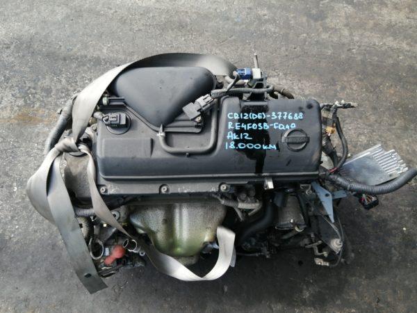 КПП Nissan CR12-DE AT RE4FO3B FQ40 FF AK12 2