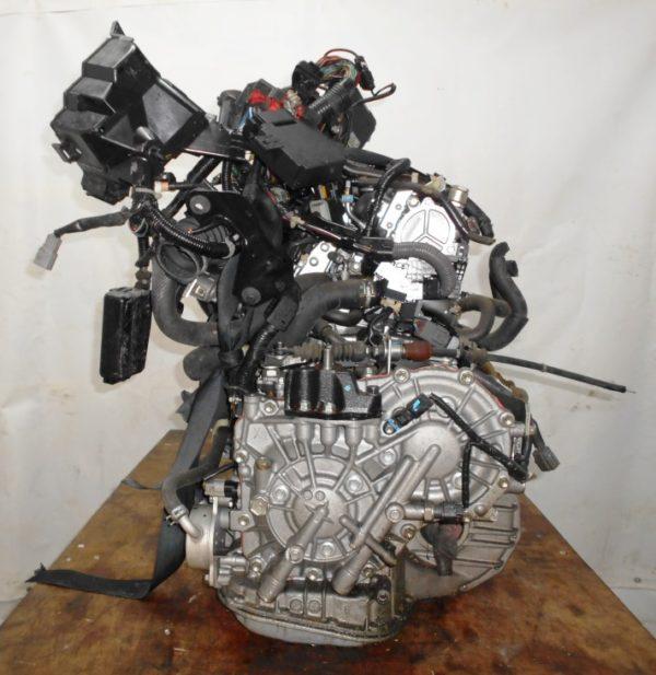 Двигатель Mazda P3-VE - 30202104 CVT FF DEJFS 86 000 km коса+комп 6