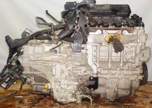 Двигатель Honda L13A - 4021493 CVT SE5A FF GE6 88 443 km коса+комп 4