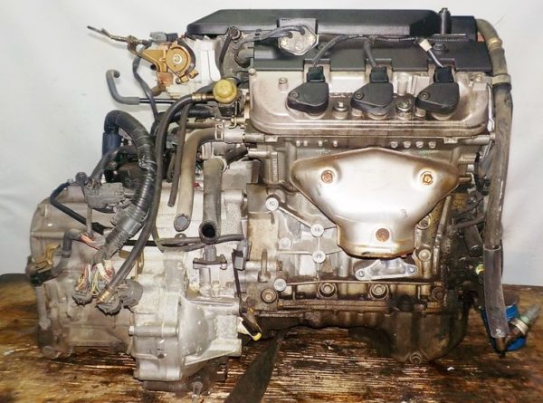 Двигатель Honda J35A - 2002159 AT B7TA FF 5