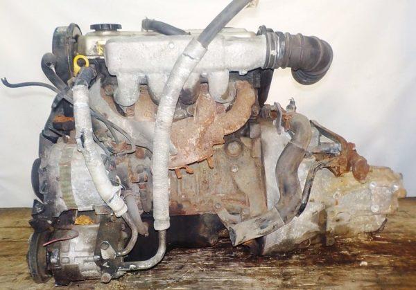 Двигатель Nissan CD17 - 627603X MT RS5F31A FF 4WD гидравлическая 3