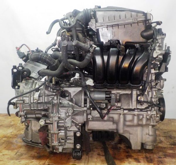 Двигатель Toyota 1NR-FE - 8014296 CVT K411-02A FF NCP130 78 000 km коса+комп 4