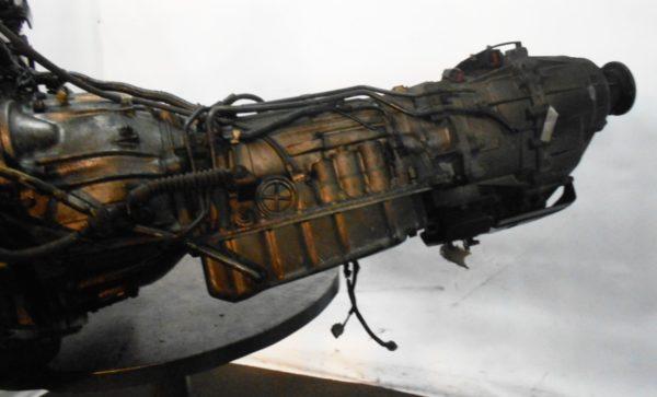 КПП Isuzu 4JX1-T AT FR 4WD Bighorn 6