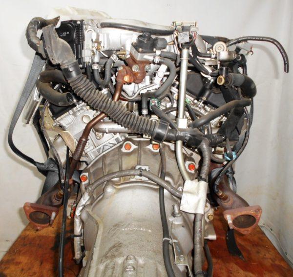 Двигатель Nissan VQ25-DE - 312559A AT RE5R05A FR Y50 149 000 km коса+комп 6