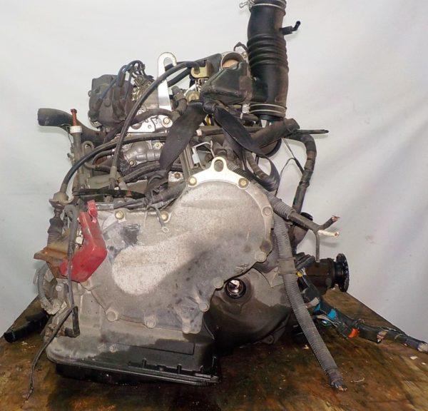 Двигатель Toyota 4E-FE - 2234786 AT A244F FF 4WD коса+комп, брак компа 5