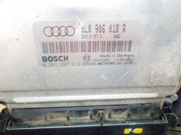 Двигатель Audi AUQ - 005924 MT FF Audi TT 140 960 km + подвеска коса+комп 6