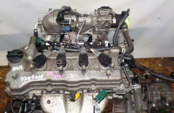 Двигатель Nissan QG15-DE - 324900B MT RS5F70A FF Silver электро дроссель коса+комп 2
