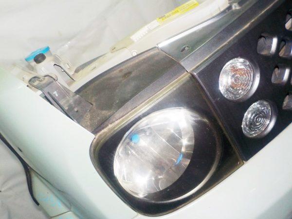 Ноускат Nissan Cube 11, (1 model) (E101803) 4