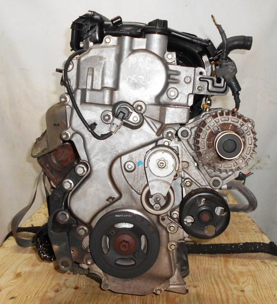 Двигатель Nissan MR20-DE - 082051B CVT RE0F10A FF C25 129 000 km коса+комп 3