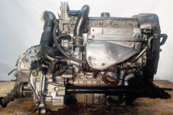 Двигатель Volvo B5234T - 1533705 AT FF 7