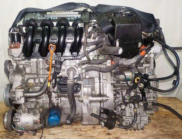 Двигатель Honda LEA - 3043769 CVT SD5A FF GP3 коса+комп 1