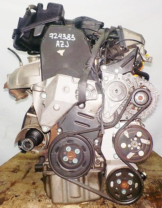 Двигатель Volkswagen AZJ - 724383 3