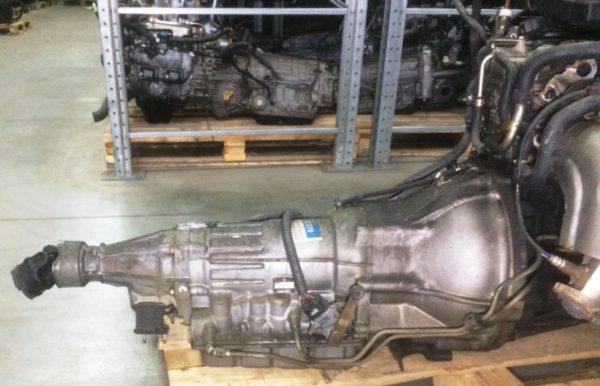 Двигатель Toyota 1G-FE - 6940453 AT 03-70LS 35000-2C400 FR BEAMS коса+комп 9