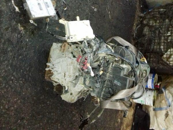 Двигатель Toyota 2NZ-FE - 2595918 AT U441E FF NCP60 коса+комп 5