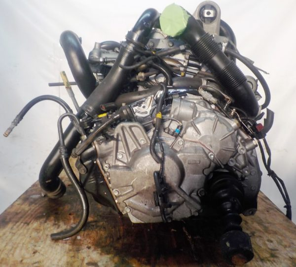 Двигатель Volvo B5234T - 1533705 AT FF 8