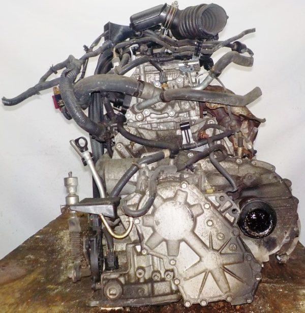 Двигатель Nissan MR18-DE - 081803A AT RE4F03B FQ40 FF VJY12 100 615 km коса+комп 5