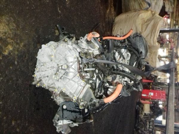 Двигатель Toyota 1NZ-FXE - 5490670 AT FF NHW20 93 000 km коса+комп 5