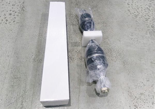 Привод в сборе передний, Toyota LC Prado 150 1GR-FE, 1KD-FTV 2009- 2