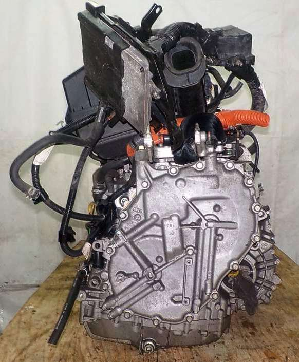 Двигатель Honda LEA - 3043769 CVT SD5A FF GP3 коса+комп 5