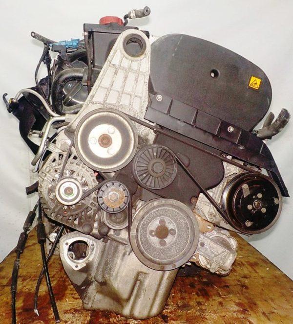 Двигатель Alfa Romeo AR32104 - 938157 MT FF 147 Twin Spark 142 247 km коса+комп 4
