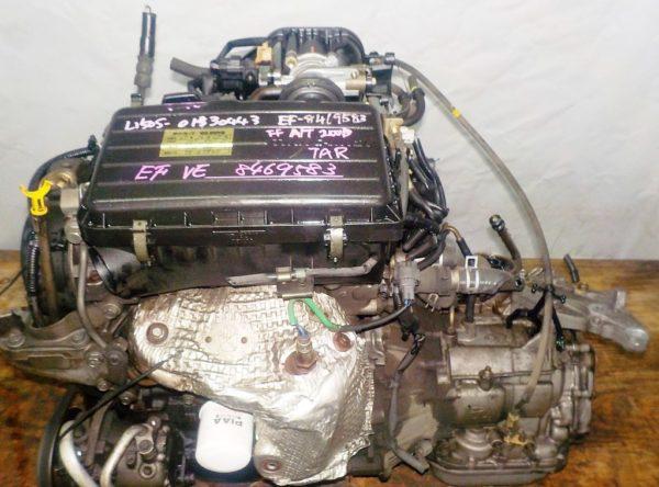 КПП Daihatsu EF-VE AT FF 2