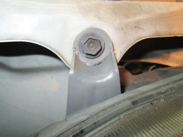 Ноускат Toyota Granvia (000420) 6