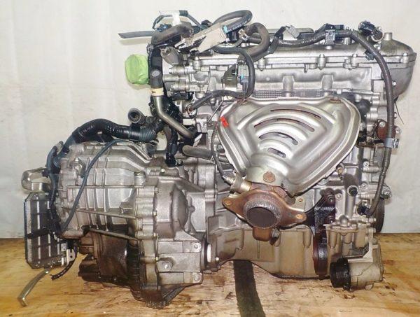 Двигатель Toyota 3ZR-FAE - A100879 CVT K111-01A FF ZRR70 коса+комп 4