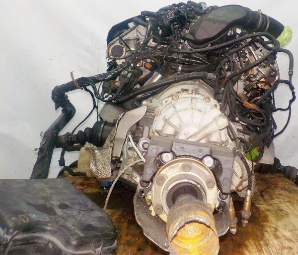 Двигатель Volkswagen AMX - 026299 AT FF коса+комп 6
