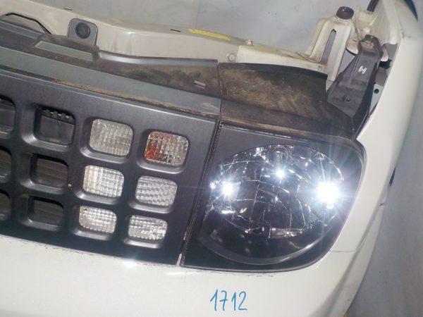 Ноускат Nissan Cube 11, (1 model) (E121818) 4