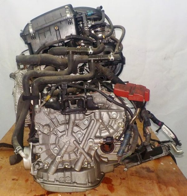 Двигатель Toyota 1KR-FE - 1085619 CVT K410-04A FF KSP90 коса+комп 5