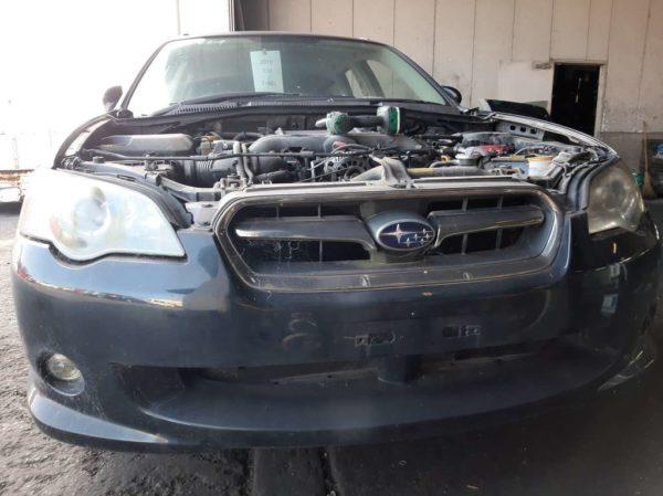 Ноускат Subaru Legacy BL/BP, xenon (E081910) 1