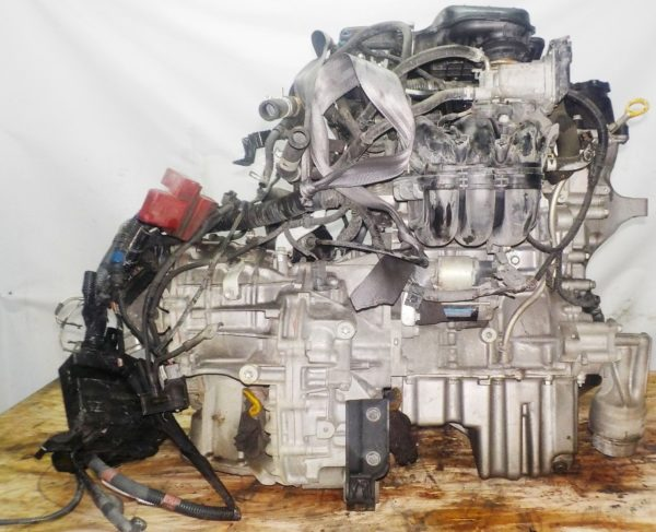 КПП Toyota 1KR-FE CVT K410-04A FF KSP90 4