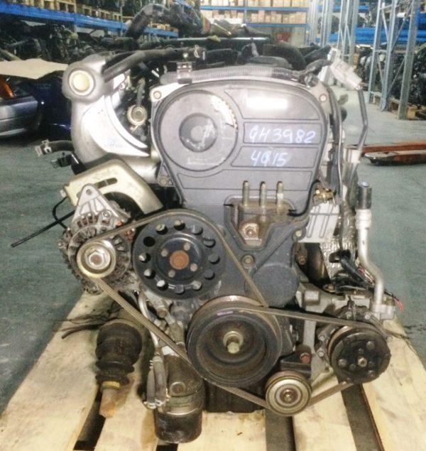 Двигатель Mitsubishi 4G15-T - GH3982 CVT FF MIVEC коса+комп 4