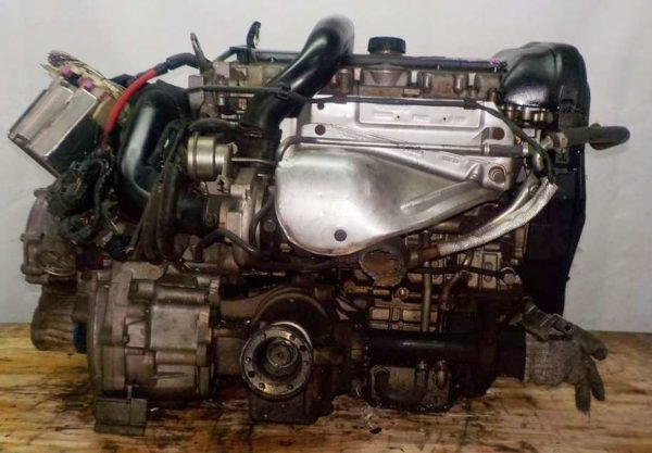 Двигатель Volvo B5244T3 - 2329617 AT FF 4WD коса+комп 5