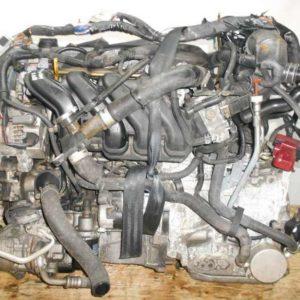 Двигатель Toyota 1NZ-FE - БЕЗ НОМЕРА CVT K210-02A FF NCP81 154 000 km электро дроссель коса+комп 8